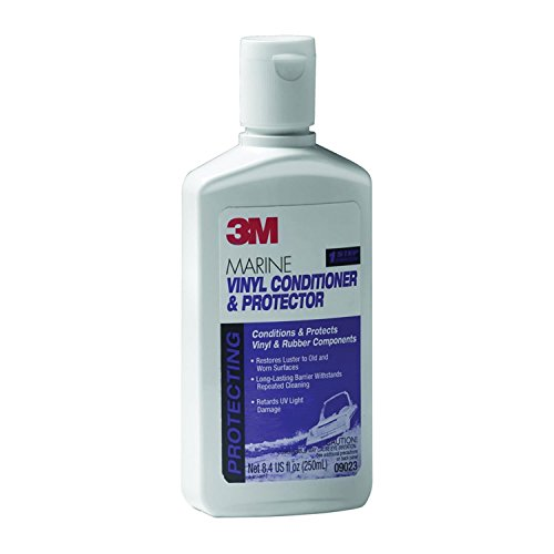 3M Marine Vinyl Cleaner, Conditioner, Protector (8.4-Ounce)