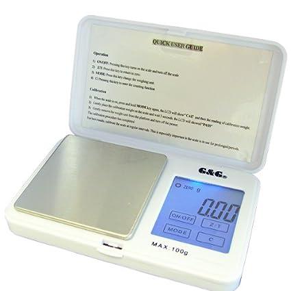 300 G/0,01 G TS-blanco báscula digital báscula oro báscula para