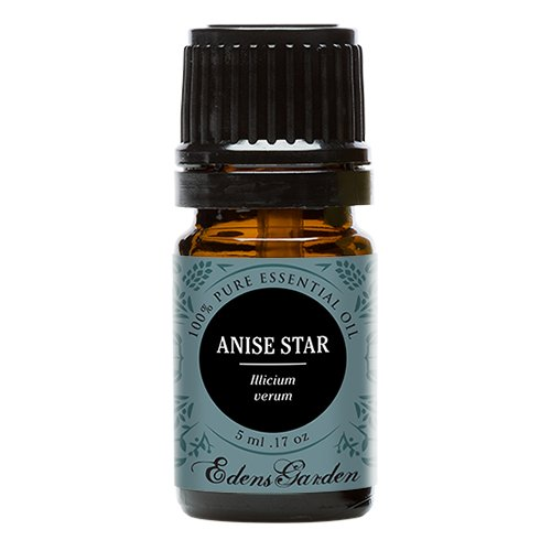Anise Star 100% Pure Therapeutic Grade Essential Oil by Edens Garden- 5 ml