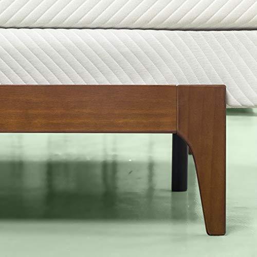 Zinus Savannah Adjustable Wood Compack Bed Frame