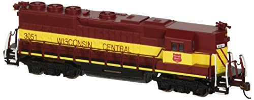 n scale wisconsin central - 1