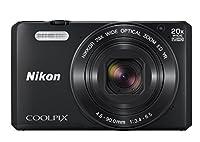 Nikon Coolpix S7000 16 MP Digital Camera with 20x Optical