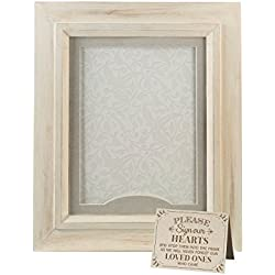 Lillian Rose GA564 Wedding Guest Book Alternative Shadow Box Frame, Multicolor