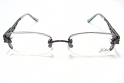 920a562dda50 Amazon.com  JUDITH LEIBER Art Deco JL 1578 Eyeglasses JL1578 Optical Frame   Health   Personal Care