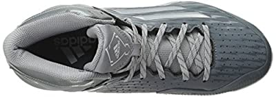 adidas Performance Men's PowerAlley 3 TPU Mid Baseball Shoe