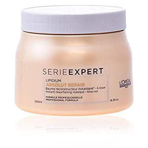 L'Oreal 55521 Professional Serie Expert Absolut Repair Lipidium Masque, 16.90 Ounce
