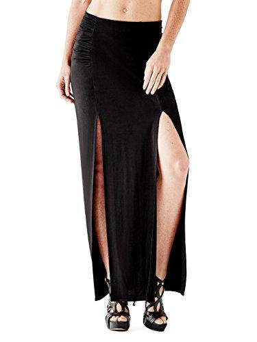 UPC 888951428162, GUESS Women's Mid-Rise Maxi Skirt