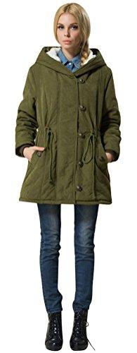 3386d105d04 ACE SHOCK Winter Coats for Women Plus Size