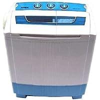 D+L GmbH Mini-wasmachine 5,2 kg mini-wasmachine + centrifuge, camping, met pomp, oplader, 2-in-1 wasmachine, centrifuge…