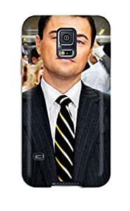 New Galaxy S5 Case Cover Casing(the Wolf Of Wall Street)