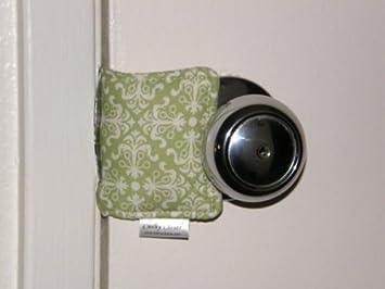 Amazon.com: El original Cushy Closer Cojín de la puerta ...