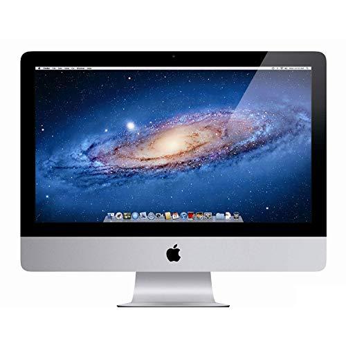 Apple iMac 21.5in All in One Computer Intel i3-2100 Dual Core 3.1GHz 4GB 250GB A1311 – MC978LL/A (Renewed)