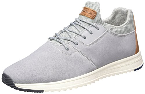 Marc O'Polo Men's 70223713501103 Sneaker Trainers Grey (Light Grey 910) outlet pictures free shipping very cheap sale how much discount new arrival discount best seller HOYGGyAg