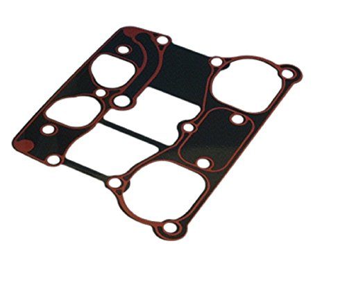 Orange Cycle Parts Rocker Cover Base Gasket w/ Bead for Harley Twin Cam 88 1999 - 2017 by James Gasket JGI-16719-99