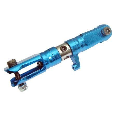 Tail Rotor w/ Thrust Bearings,Blue:T-REX 500 MHETX5142B