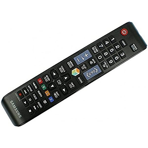 Samsung AA59-00581A - Mando a Distancia de Repuesto para TV, Color Negro: Amazon.es: Electrónica