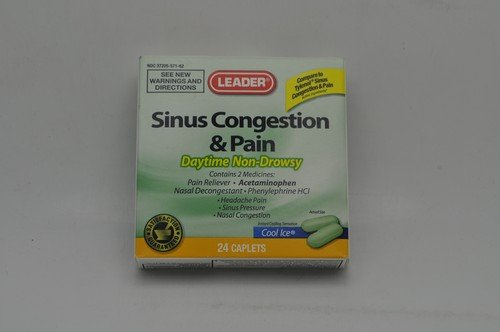 UPC 096295113761, LDR SINUS PRLF PE TB 5-325 24N/DR