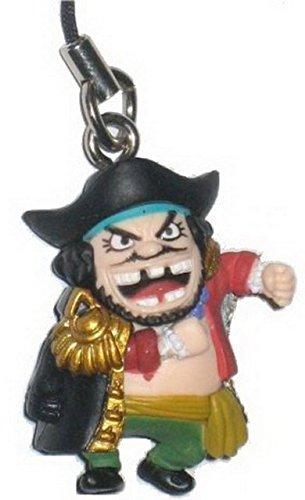 BANDAI One Piece Seven Seas Mascot Repeat Charm Keychain E