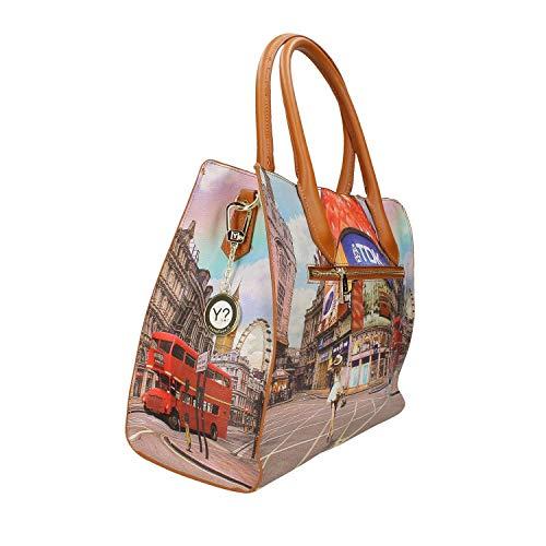London Donna Ynot Bag Yes Princess 376 L In Shopping 88qOZw