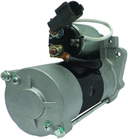 New Starter For 2004-2011 Nissan Titan 5.6L 2004-10 Pathfinder 5.6L 2005-09 Armada 5.6L 2004-2010 Infiniti QX56 23300-7S000 2330M-7S000RW M002T85571