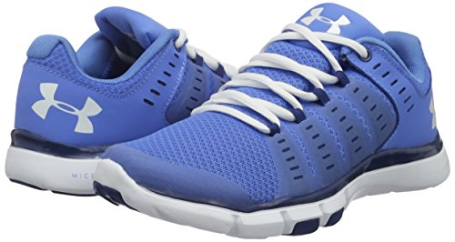 Limitless water 2 Bleu De Femme G Chaussures Under Training Fitness Armour Micro qWPgtfnUO