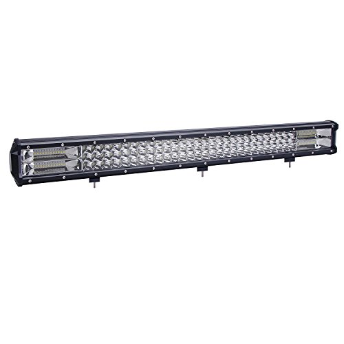 LED Light Bar, Northpole Light Triple Row 28 inch 396W Water