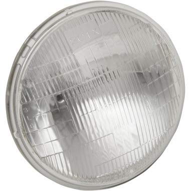 Emgo Sealed Beam Headlight Bulb - 7in. 12V 75/ 75W 6675810T