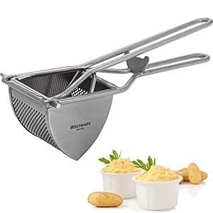 Compra westmark 61262260 prensapur s prensa patatas acero inoxidable prensapur s prensa - Prensa patatas ...