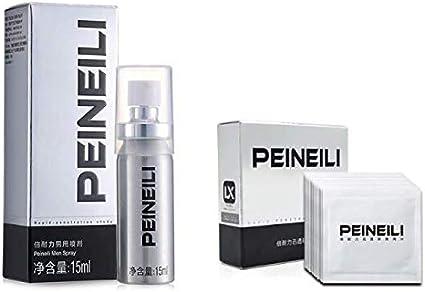Potencianövelő Spray - a pénisz vérbőségének fokozására - hatás akár 5 perc alatt!