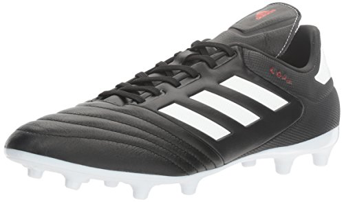 adidas Performance Men's Copa 17.3 Fg Soccer Shoe, Black/White/Black, 12 M US