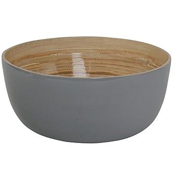 Annastore Bambus Schale Bowl O 24 Cm Salatschale Salatschussel