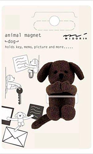 Midori Animal Magnet Dog