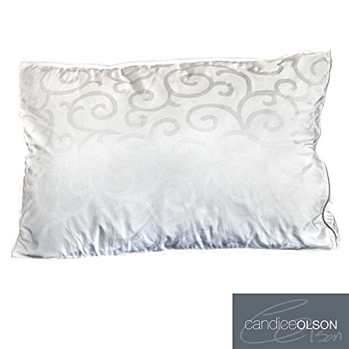 Candice Olson European Goose Feather and Down Pillow Jumbo
