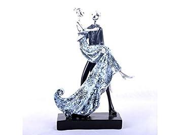 Fer de moto en métal Résine Sculptures Ornements Statues Mini Résine ...