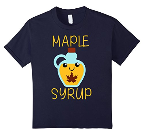 Kids I'm A Maple Syrup T-shirt Family Matching Shirtst 12 - Spice Girl Costumes