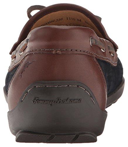 Tommy Bahama Chaussure De Bateau Odinn Pour Homme Marine