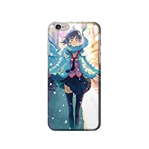 "Bakemonogatari Koimonogatari Senjougahara Hitagi 5.5 inches iPhone 6 Plus Case,fashion design image custom iPhone 6 Plus 5.5 inches case,durable iPhone 6 Plus hard 3D case cover for iPhone 6 Plus 5.5"", iPhone 6 Plus Full Wrap Case"