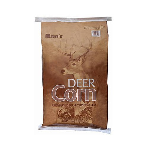 Manna Pro 09566835100140 Moultrie Deer Corn Supplement, 40-Pound