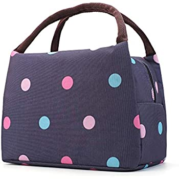 Lunch Bag,Lunch Organizer Lunch Holder,Reusable Insulated Lunch Box Tote Bags,For Women Kids Men