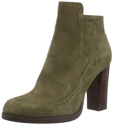 Joop! Viola Ankle Boot IV Suede - Botas cortas para mujer Verde (600)