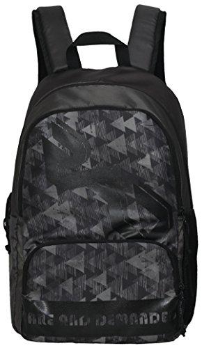 Rare And Demanded Polyester 20 Ltr Grey, Black Laptop Backpack