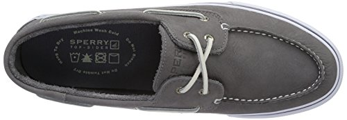 Sperry Bahama 2-eye Washable Leather - Zapatillas Hombre Grey
