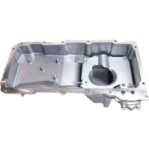 Make Auto Parts Manufacturing - ESCALADE / SIERRA 07-10 / SUBURBAN 1500 07-13 OIL PAN - REPC311312 by Make Auto Parts Manufacturing