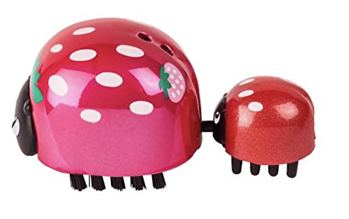 NEW! Little Live Pets - LIL LADYBUG and BABY Single Pack - Moves and Plays Just Like a Real Ladybug. STYLE 1