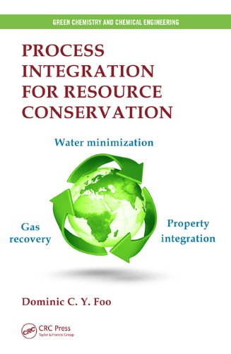 Process Integration for Resource Conservation (Green Chemistry and Chemical Engineering)