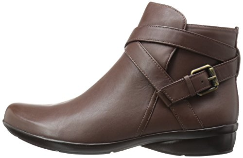 Naturalizer Women's Cassandra Ankle Bootie, Brown, 9.5 2W US by Naturalizer (Image #5)
