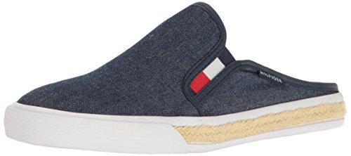 Tommy Hilfiger Women's Frank Sneaker Navy/Navy lowest price qDRPP0