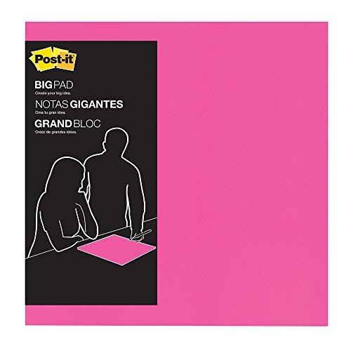 Post Bright Pink Sheets BP15P