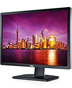 "Dell Ultrasharp U2412m 24"" Led Lcd Monitor - 16:10 - 8 Ms - Adjustable Display Angle - 1920 X 1200 - 16.7 Million Colors - 300 Nit - 1,000:1 - Wuxga - Dvi - Vga - Displayport - Usb - 72 W - Black - Tco Certified Displays 5.2, Energy Star, Epeat Gold,"