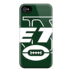 ZpH4909Fhwq New York Jets Fashion Tpu 5sCase Cover For Iphone